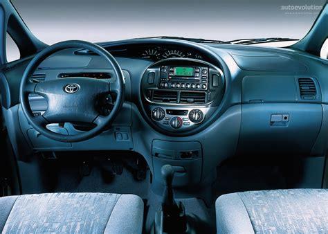 TOYOTA Previa specs   2000, 2001, 2002, 2003   autoevolution