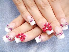 bright lights big color pamper your nails with 3d nail art