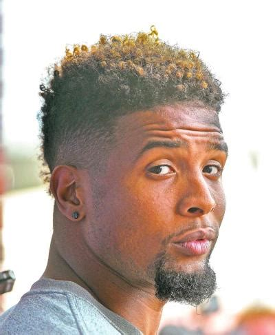 beckham jr haircut odell beckham jr falls victim to the white devil pawgs