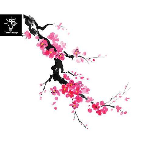 las 25 mejores ideas sobre tattoo sakura en pinterest