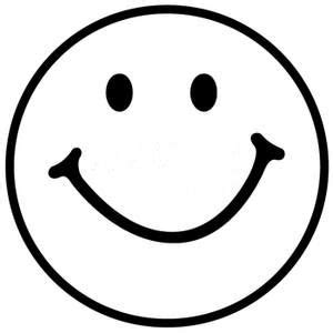 black and white smiley face clip art smiley face black and white clipart panda free clipart