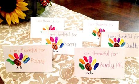 thanksgiving place cards for to make best 25 thanksgiving place cards ideas on