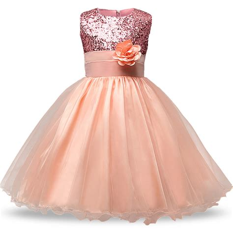 Formal teenage girls dresses kids clothes wedding party dress for girl summer chistening