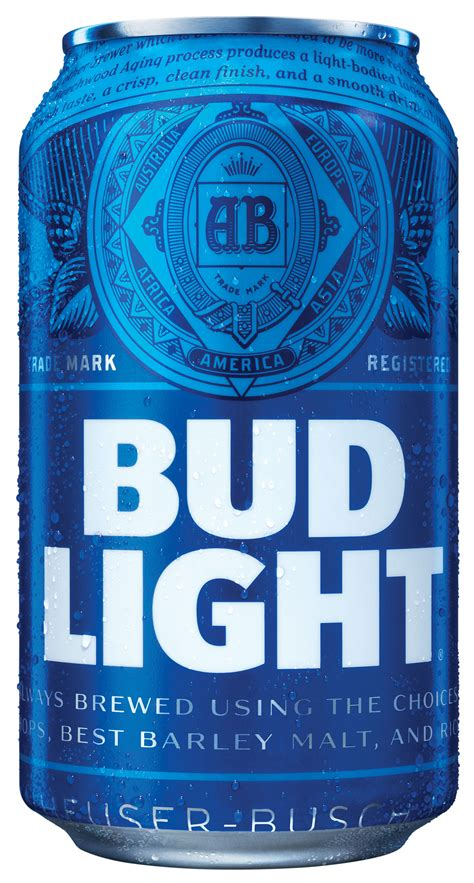 Bud Light by Brand New New Packaging For Bud Light By Jones Knowles