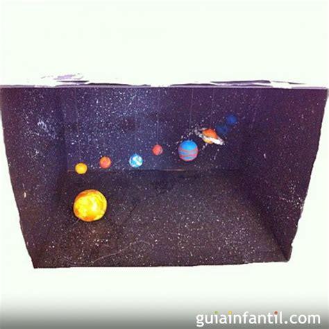 como hacer un planetario en una caja de zapatos un sistema solar muy creativo para los ni 241 os