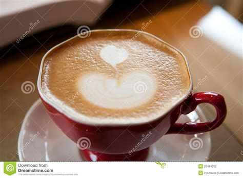 beautiful coffee the appearance of a beautiful coffee mug stock photo image of love relaxing 20484202