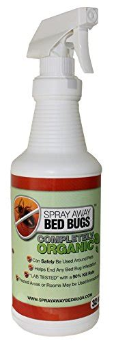bed bug killer that works bed bugs spray completely natural organic works