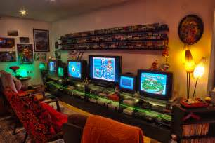 Game Room Pictures - my game room and collection 2014 retro video gaming