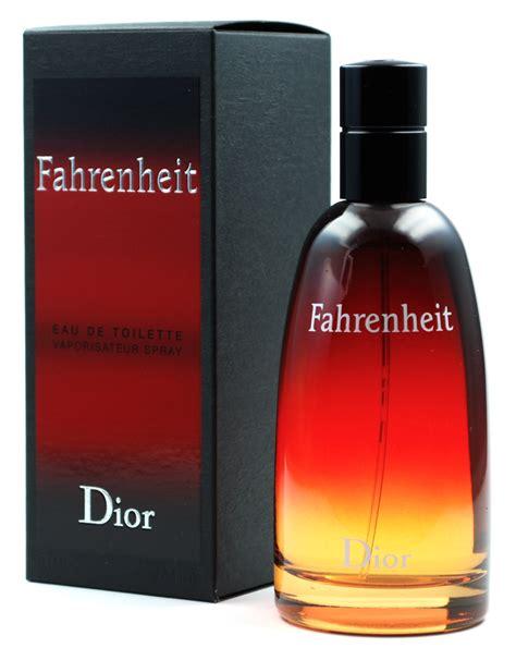 Jual Parfum Christian Fahrenheit new fahrenheit by christian eau de toilette spray size retail packaging