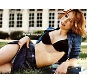 FHM Images Alyson Hannigan HD Wallpaper And Background Photos