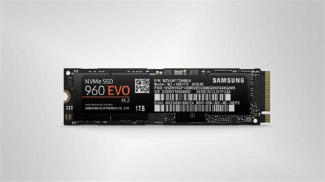 samsung 960 evo samsung reveals high capacity 960 pro and 960 evo ssds