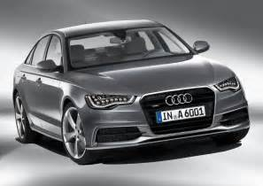 2012 audi a6 officially unveiled the torque report