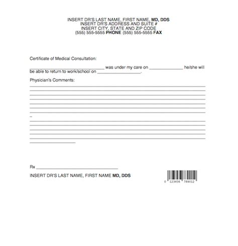 drs notes template free doctor note template cyberuse