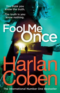 book review fool    harlan coben debbish