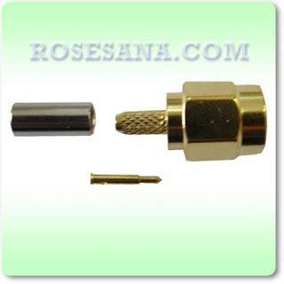 Tin Plate Sma Connector For Rg174 Cable 2r hardware electronics tin plate sma