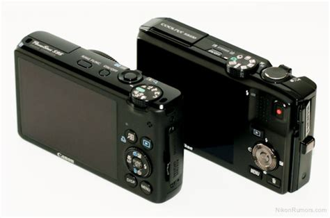 canon coolpix nikon coolpix s8100 compared to canon s95 and why nikon