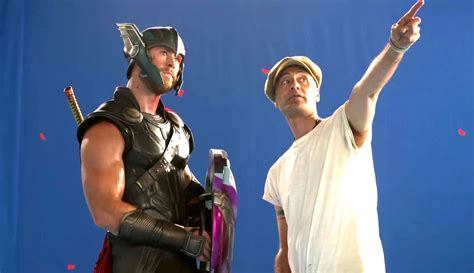 thor movie clips and behind the scenes footage collider tenarkan