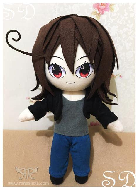 Handmade Anime Plushies - betty plushie by renealexa plushie on deviantart