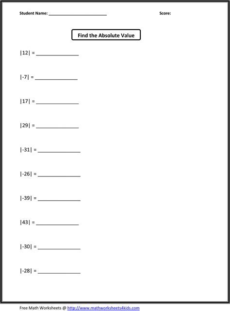 division exponents worksheet fifth grade ision