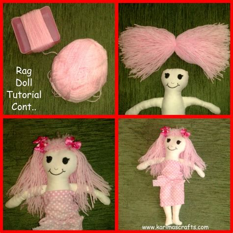 Handmade Doll Tutorial - 17 best images about plushies dolls on free