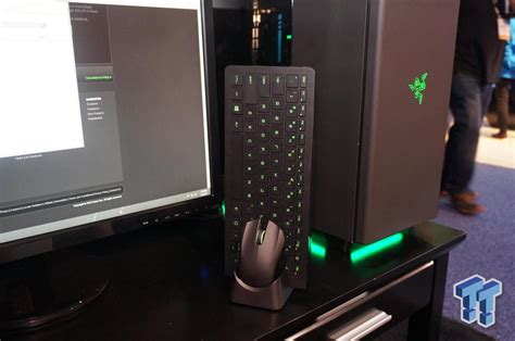 Pc Living Room by The Razer Turret Brings Pc Gaming Into The Living Room