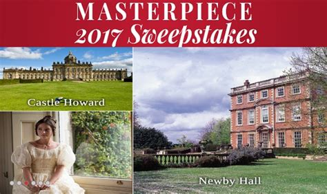 Masterpiece Sweepstakes 2017 - pbs 2017 masterpiece classic sweepstakes sweepstakesbible