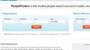 Peoplefinders Search Results Peoplefinders Reviews 119 Reviews Of Peoplefinders Sitejabber