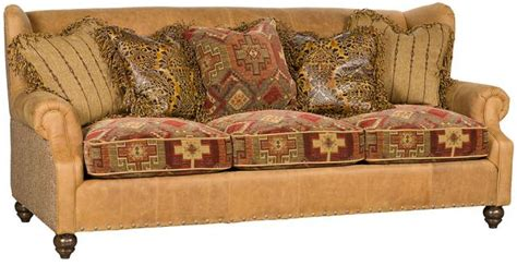 Sofa Leather And Fabric Combined Fabric And Leather Combination Sofa Leather And Fabric Combination Sofas Sofa Thesofa