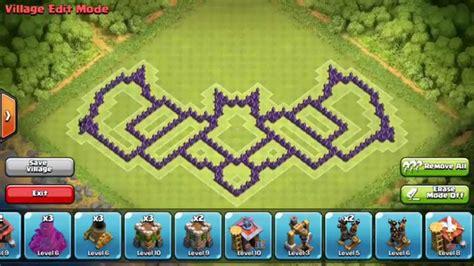 layout coc batman clash of clans how to make a batman base doovi