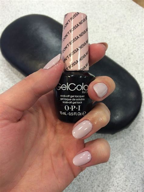 Opi Gel Nail by The 25 Best Opi Gel Nails Ideas On Opi Gel