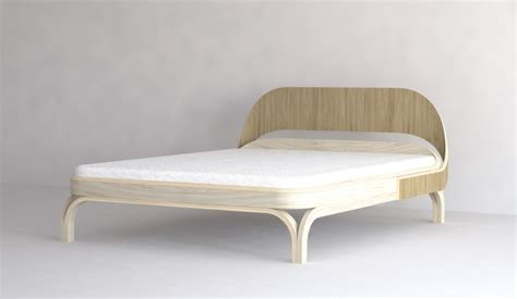 plywood bed plywood bed alexandre xanthakis