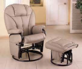The same price as traditional glider this swivel recliner glider chair