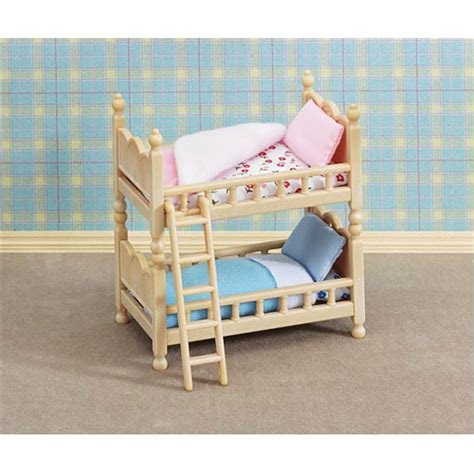 calico critters beds calico critters bunk beds givens books and little dickens
