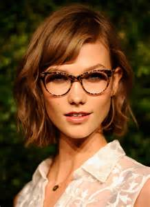 hairstyles for with large heads glasses captain mischief the karlie kloss cut