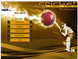 zapak painting zapak launches the multiplayer cricket