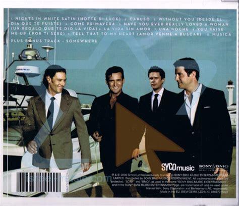 il divo siempre album siempre by il divo