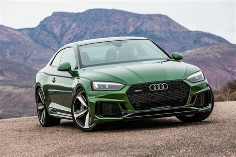 Audi Rs5 Coupe Black by 2018 Audi Rs5 Coupe Is Hitting American Market For Just
