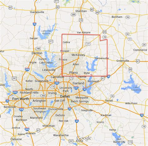 map of collin county texas dallas metro weighs transit options next city