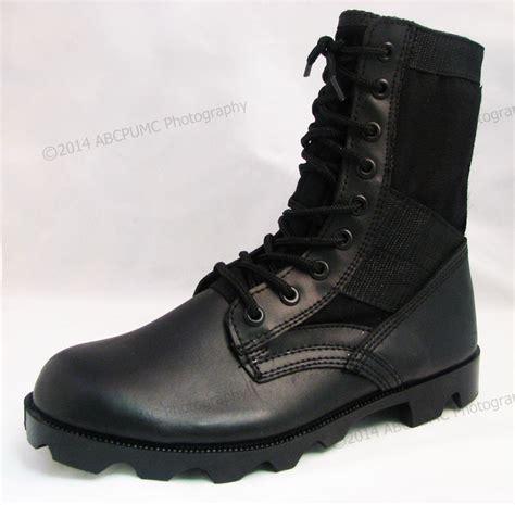 s boots jungle gi type black tactical combat