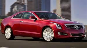 Cadillac Ats Coupe 2013 Cadillac Ats Coupe Coming Next Year