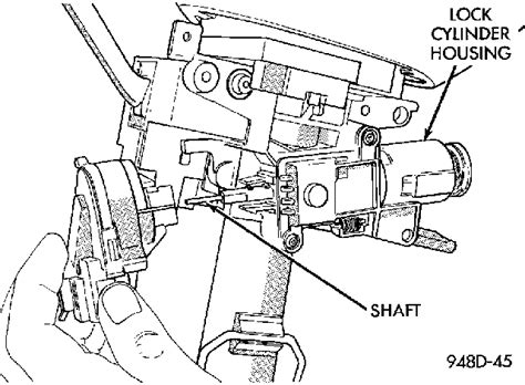 Service Manual How To Remove Ignition Actuator 2007