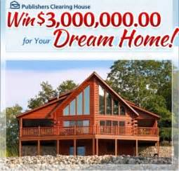 Pch 3 Million Dollar Dream Home - win 3 million dollars for your dream home pch sweepstakes upcomingcarshq com