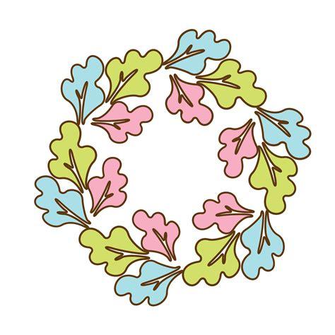 floral logos florist design templates vector