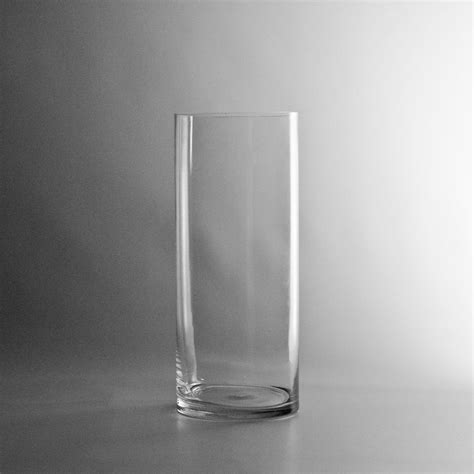 Clear Glass Vases Wholesale by Glass Cylinder Vase Cake Ideas And Designs