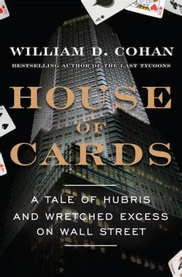 wikipedia house of cards house of cards cohan book wikipedia