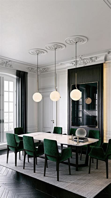 Green Dining Room Accessories Best 25 Emerald Green Decor Ideas On Emerald