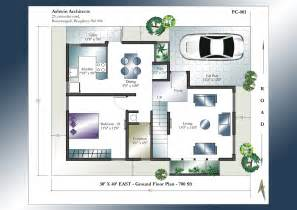 House For Plans 30 X 40 House Plan East Facing House Plan Home Plans India