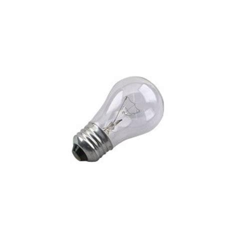 buy the feit elec bp40a15 cl appliance light bulb clear
