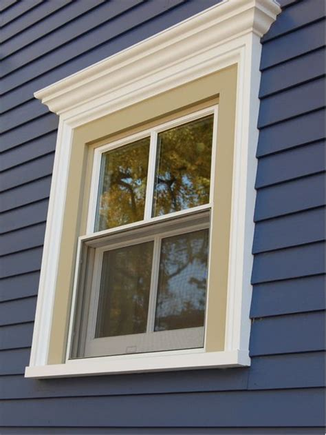 Outdoor Windows Decorating Exterior Window Trim Home Design Ideas Pictures Remodel And Decor