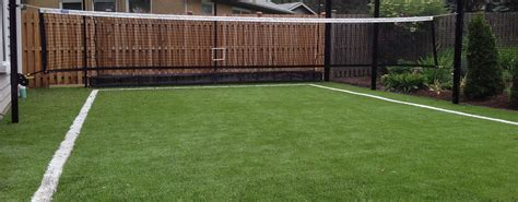 backyard soccer field home field turf soccer lacrosse power court